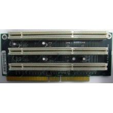 Переходник Riser card PCI-X/3xPCI-X (Люберцы)