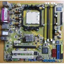 Материнская плата Asus M2NPV-VM socket AM2 (без задней планки-заглушки) - Люберцы