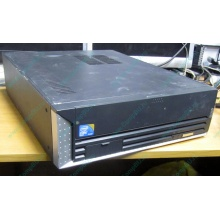 Лежачий четырехядерный компьютер Intel Core 2 Quad Q8400 (4x2.66GHz) /2Gb DDR3 /250Gb /ATX 250W Slim Desktop (Люберцы)