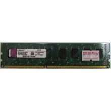 Глючная память 2Gb DDR3 Kingston KVR1333D3N9/2G pc-10600 (1333MHz) - Люберцы