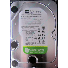 Б/У жёсткий диск 1Tb Western Digital WD10EVVS Green (WD AV-GP 1000 GB) 5400 rpm SATA (Люберцы)