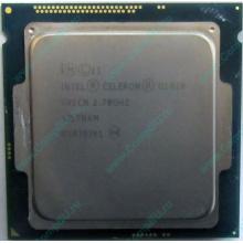 Процессор Intel Celeron G1820 (2x2.7GHz /L3 2048kb) SR1CN s.1150 (Люберцы)