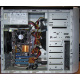 4 ядерный компьютер Intel Core 2 Quad Q6600 (4x2.4GHz) /4Gb /160Gb /ATX 450W вид сзади (Люберцы)