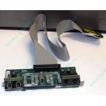Панель передних разъемов (audio в Люберцах, USB) и светодиодов для Dell Optiplex 745/755 Tower (Люберцы)