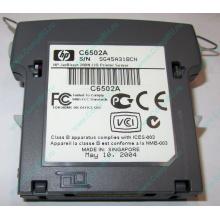 Модуль параллельного порта HP JetDirect 200N C6502A IEEE1284-B для LaserJet 1150/1300/2300 (Люберцы)