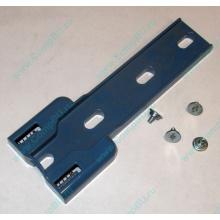 """Синий пластмассовый фиксатор-защёлка HP 224981-001 для 5.25"""" устройств в HP ML370 (Люберцы)"""