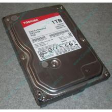 Дефектный жесткий диск 1Tb Toshiba HDWD110 P300 Rev ARA AA32/8J0 HDWD110UZSVA (Люберцы)