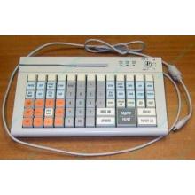 POS-клавиатура HENG YU S78A PS/2 белая (Люберцы)
