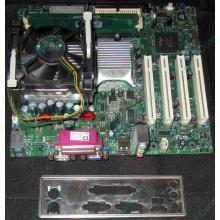 Комплект: плата Intel D845GLAD с процессором Intel Pentium-4 1.8GHz s.478 и памятью 512Mb DDR1 Б/У (Люберцы)
