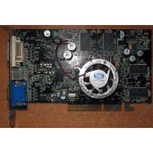 Видеокарта 256Mb ATI Radeon 9600XT AGP (Saphhire) - Люберцы