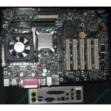 Материнская плата Intel D845PEBT2 (FireWire) с процессором Intel Pentium-4 2.4GHz s.478 и памятью 512Mb DDR1 Б/У (Люберцы)