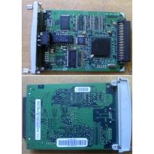 Внутренний принт-сервер Б/У HP JetDirect 615n J6057A (Люберцы)