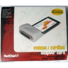 Serial RS232 (2 COM-port) PCMCIA адаптер Byterunner CB2RS232 (Люберцы)